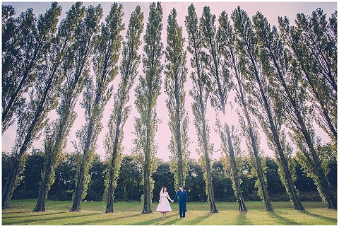 denton hall wedding