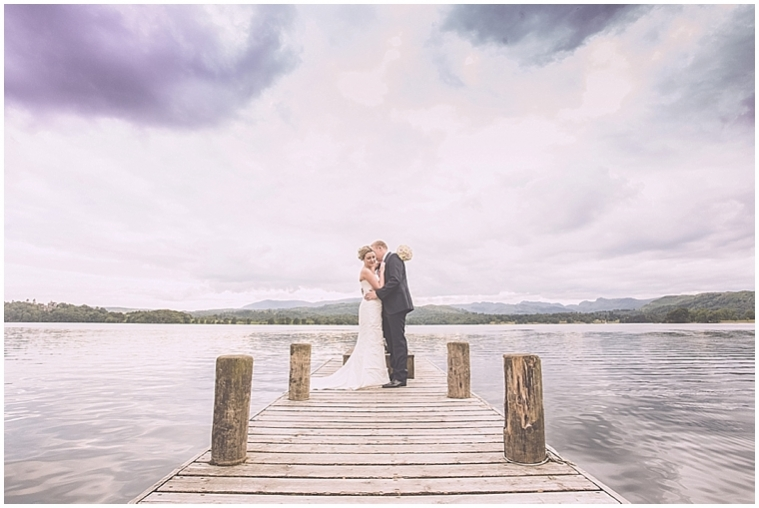 low wood bay wedding