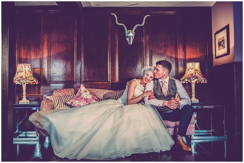 the swan hotel newly bridge wedding