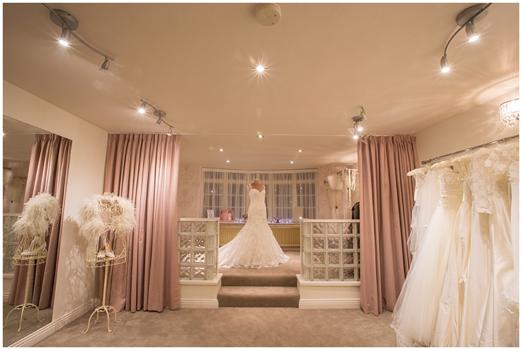 The Little Pearl Bridal Boutique