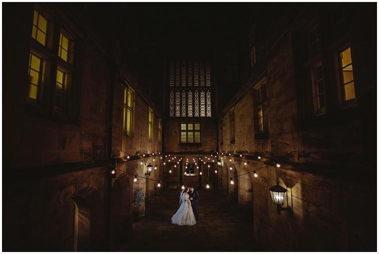 Matfen Hall Wedding Photographer