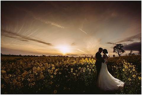 priory cottages wedding