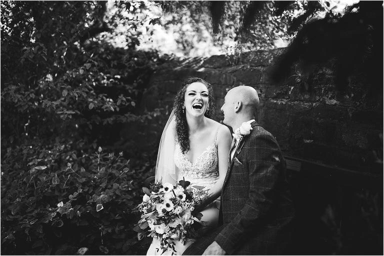 oak well hall wedding